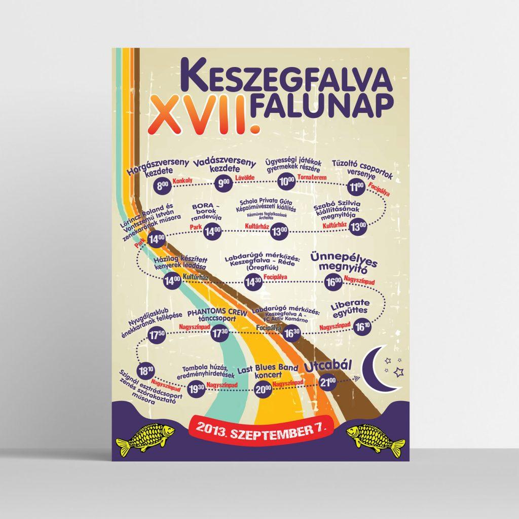 Keszegfalva Poster 08