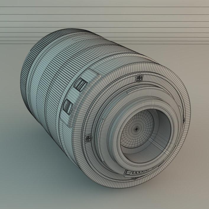 Canon objektiv 6 1