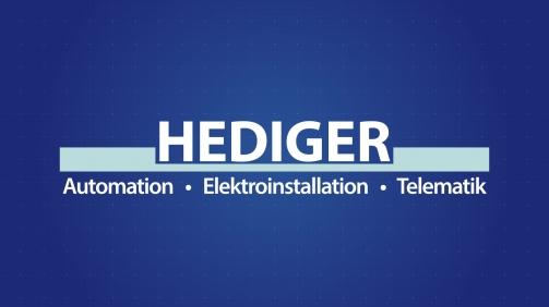 Hediger Logo Animation